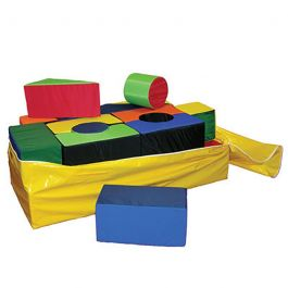 Puzzle Block Soft Play Set