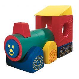 Locomotive Train Set 9 Pieces