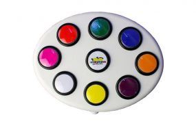 8 Colour Wirefree Controller