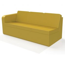 Chatsworth R/H Settee 3 Seater
