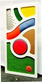 Midi Abstract Tactile Panel