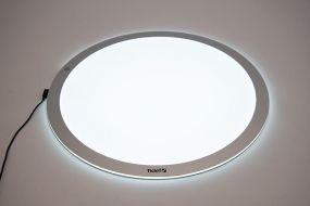 Round Light Panels