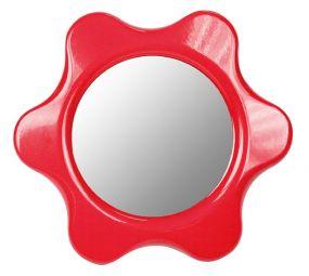 Plastic Framed Hand Held Mirrors