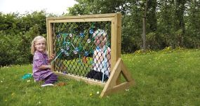 Outdoor Weaving Panel
