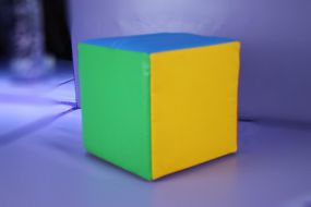 Interactive Colour Controller Cube