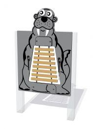 Wally the Walrus Composite Glockenspiel