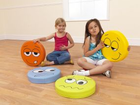 Emotions Floor Cushions Pack 1
