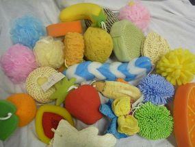 Sensory Sponge Set