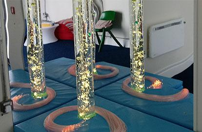 New Sensory Room at Pond Park Primary