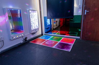 New Multi-Sensory Room for St Peters & St Pauls Primary School