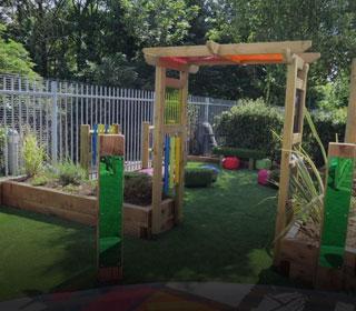 Sensory Gardens & Outdoor